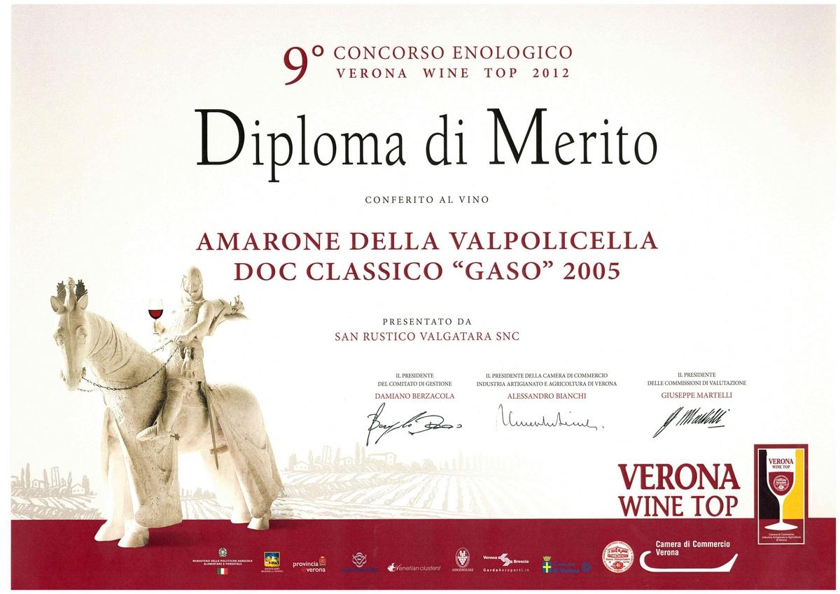 Verona Wine Top